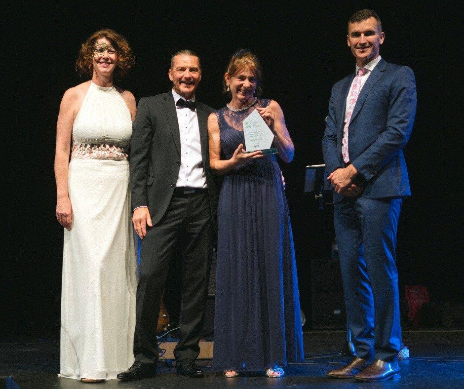 SCA WA Strata Community Management Small Business Award